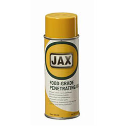 JAX Food Grade Penetrating Oil, NSF H1